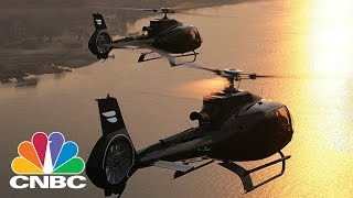 Uber For Helicopters: 'Blade'   CNBC