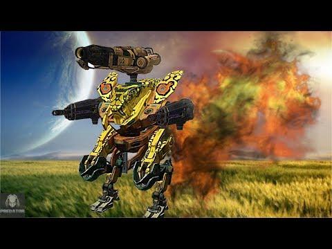 Best MAX Strider Build Destroying In Champion League | Speed Robot Killing | War Robots