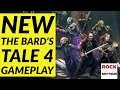 The Bard's Tale 4 PC Gameplay | Dungeons And Drinking In Barrows Deep