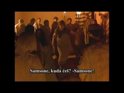 FILM Biblija Samson i Dalila  1 dio od 2 dijela s titlovima prijevodom na HRV