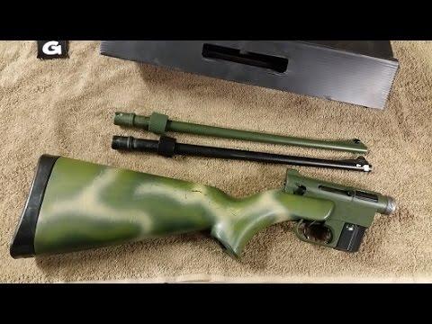 Survival Arms .22lr Take-Down Rifle EDIT