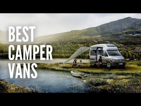 Van Life: The 10 Best Camper Vans to Live In