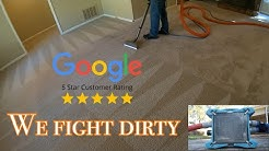 Satisfying  DIRTY rental property carpet cleaning