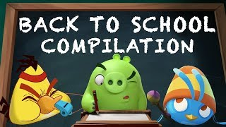 Angry Birds   Back to School Mashup Compilation