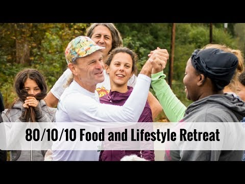 Accelerate your 80/10/10 success at a Food and Lifestyle Retreat