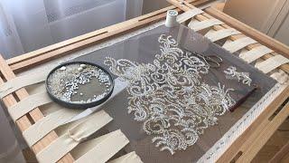 люневильская вышивка от Виктории Бойко