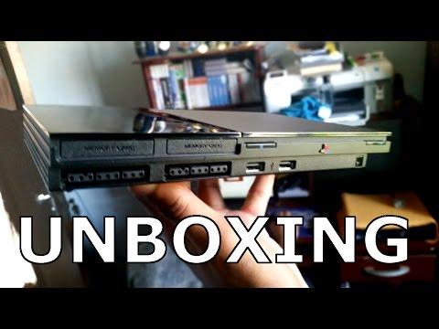 UNBOXING PS2 SLIM: 5 MOTIVOS PARA A AQUISIÇÃO DO PLAYSTATION 2