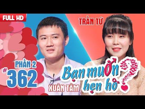 Quyền Linh - Cát Tường tiếc nuối cho cặp đôi TRAI TÀI - GÁI SẮC | Xuân Tâm - Trần Thị Tứ | BMHH 362