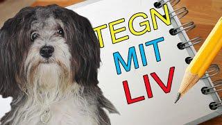 Tegn mit liv | Min hund
