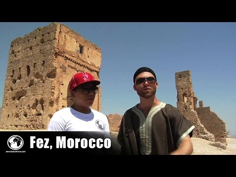 Merenid Tombs - Fes, Morocco