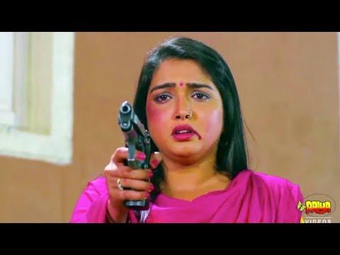#Amrapali Dubey ActionBhojpuri Movie Scene...