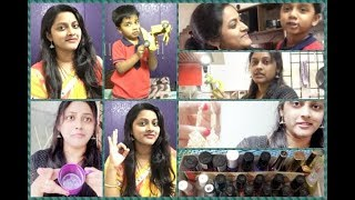 #DIML My Wednesday Vlog My New EarRings|Kitchen Tips Cooking Techniques|వంటింటి చిట్కాలు|