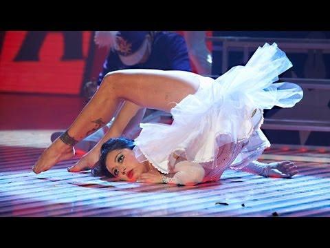 Contortionist Lucky - Britain's Got Talent 2012 Live Semi Final - UK version