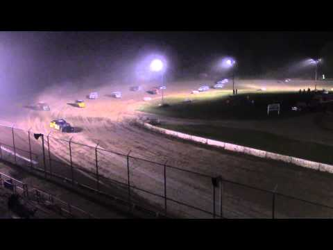 Muskingum County Speedway Modified Feature 7-25-15