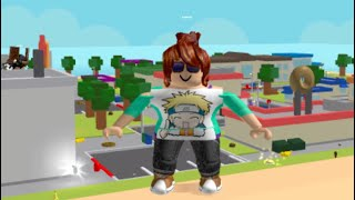 I'm the Biggest Player in Eating Simulator #ROBLOX ❤️ Shoutout To Gia & KingVincent - Kaila & Miguel