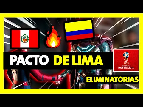 EL PACTO DE LIMA DE PERÚ Y COLOMBIA EN ELIMINATORIAS - ¿ESTUVO MAL?