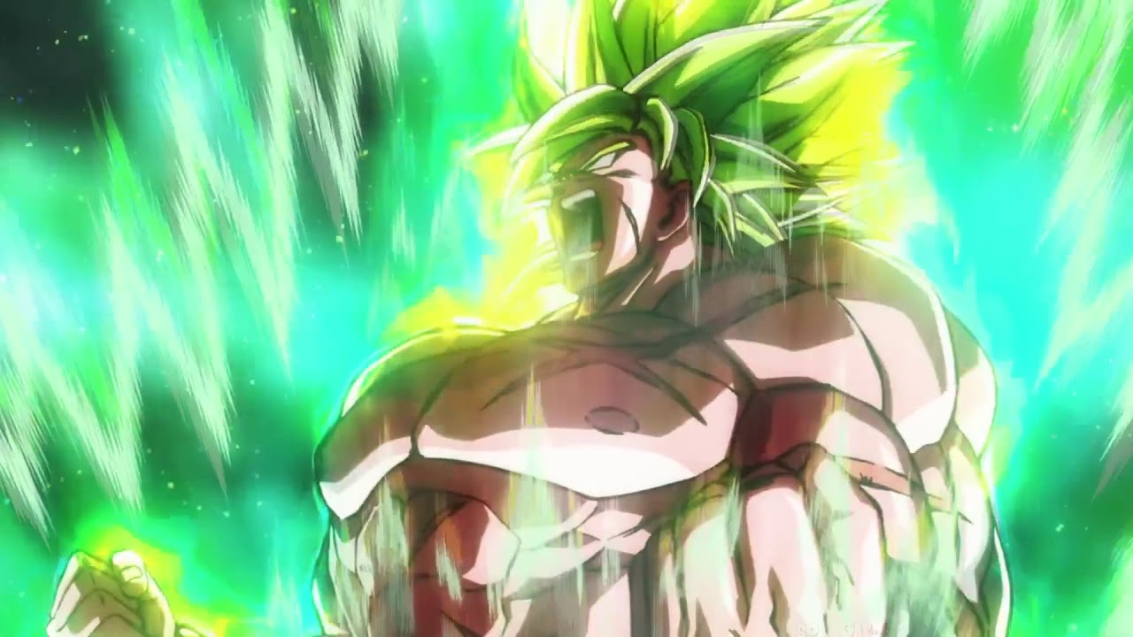 Broly Sfondo Animato Full Hd Wallpaper Animated Anime 1920x1080 60fps Pcsmartphone E Tablet