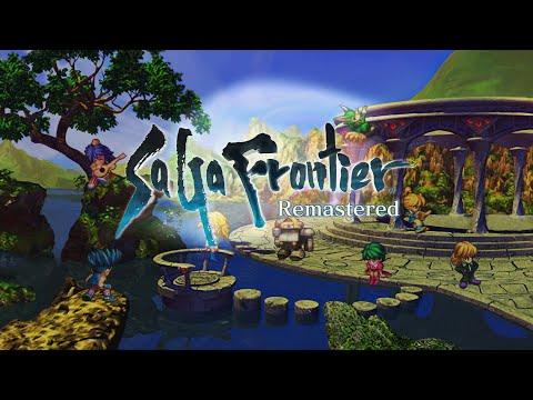 SaGa Frontier Remastered | Announcement Trailer