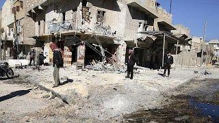 Συρία: Χιλιάδες άμαχοι στα σύνορα με την Τουρκία