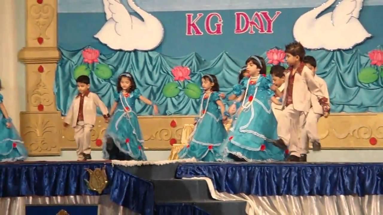 Maryam Faizan Kg Day Iis Dammam Dance Troupe