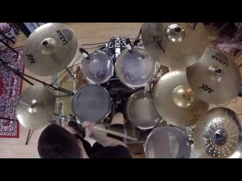 """Song #3"" by Stone Sour Drum Cover"