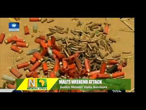 Mali Govt Bans Hunting Group After Attack Kills 130 Fulanis |Network Africa|