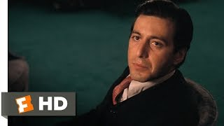 Don't Ever Take Sides Against the Family - The Godfather (7/9) Movie CLIP (1972) HD