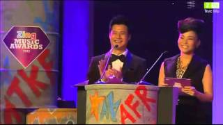 Zing Music Awards 2013 - all about Noo Phuoc Thinh