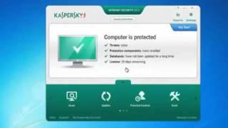Kaspersky 2012 Trial Reset v1.1d by GANJiN