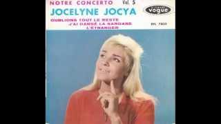 Jocelyne JOCYA  Oublions tout le reste