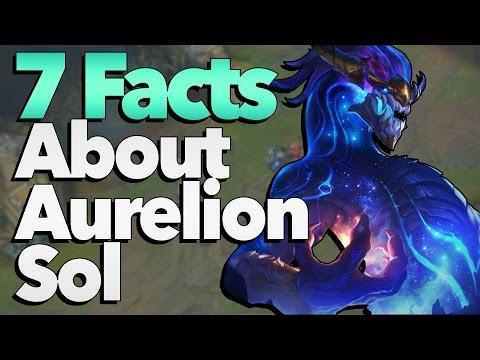 7 Facts You Didn't Know About Aurelion Sol - League of Legends