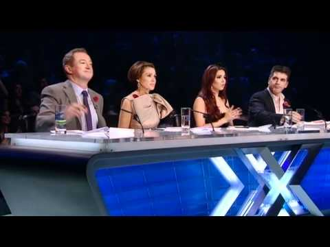 Matt Cardle sings The First Time (Ever I Saw Your Face) - The X Factor Live show 5 (Full Version)