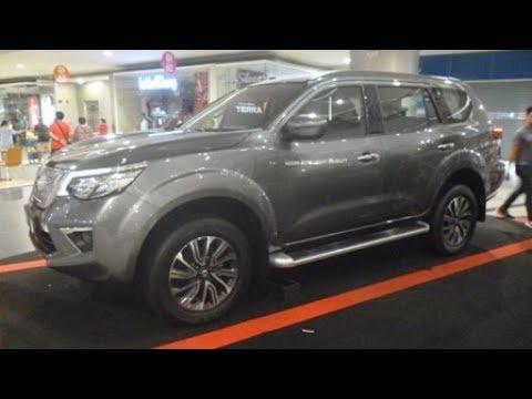 2019 Nissan Terra 2.5 VL 4x2 A/T: Full Walkaround Review