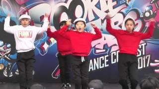 4 FunkyHeroes Family|小學組排舞|Roo