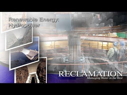 Renewable Energy: Hydropower