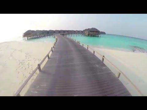 Riding Home (water villa in Maldives)
