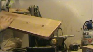 Nancy Today: Spool Holder 2 Sanding, Easy Woodworking Project Asmr