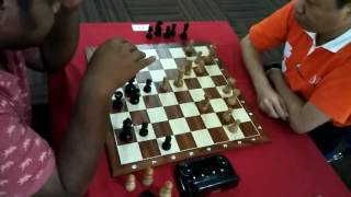 Chess Game New Ronggo Ireng Caro Kan Japfa Chess 2017