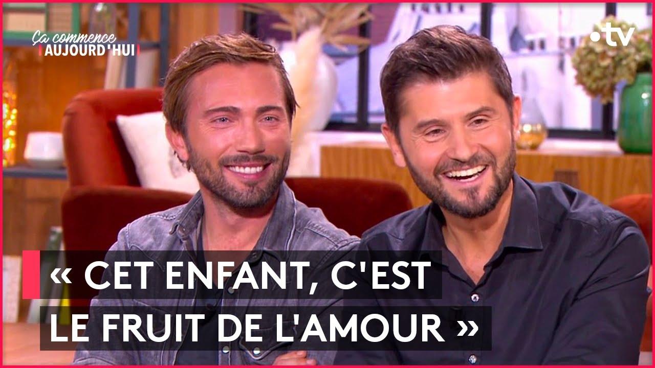 Download Christophe & Ghislain Beaugrand-Gerin : devenir papas - Ça commence aujourd'hui