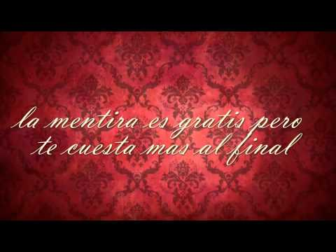Annette Moreno - La Ranchera (Video de Letras)