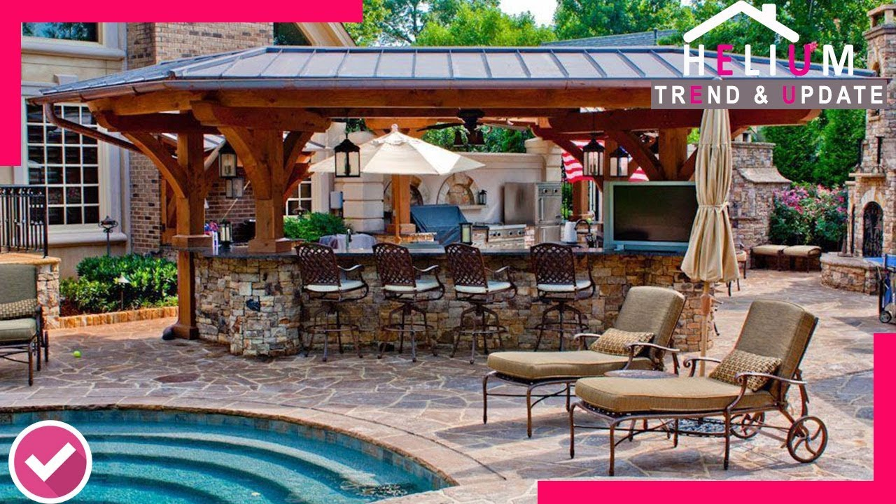 BEST COLLECTION!!! 60+ Beautiful Outdoor Bar Ideas That ... on Best Backyard Bars id=82770