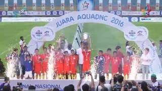 National final AQUA DNC 2016