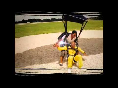Donald James Skydiving