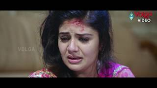 Srimukhi Emotional Scene | Kutumba Katha Chitram Movie | Volga Videos