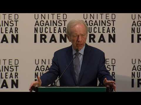 "UANI 2017 Iran Summit | Welcoming Remarks and ""Iran's Role in the Middle East"""