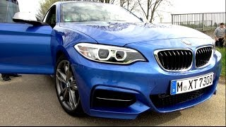 2014 BMW M235i (326HP) Test Drive