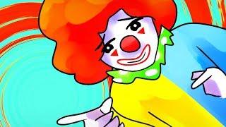 you're a clown