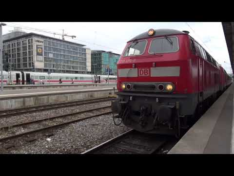Stuttgart Hauptbahnhof, Stuttgart, Baden-Württemberg, Germany - 7th August, 2017