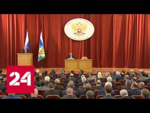 'Факты': встреча Путин-Трамп и испытания 'Кинжала'. От 19.07.18 - Россия 24