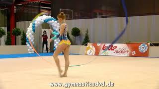Karoline Eide (NOR) - Junior 44 - Happy Cup Gent 2017